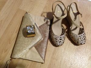 botky na obřad a doplňky