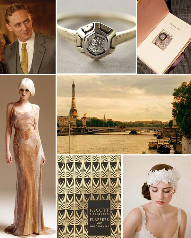 Inspirace - s nádechem glamour - Obrázek č. 51