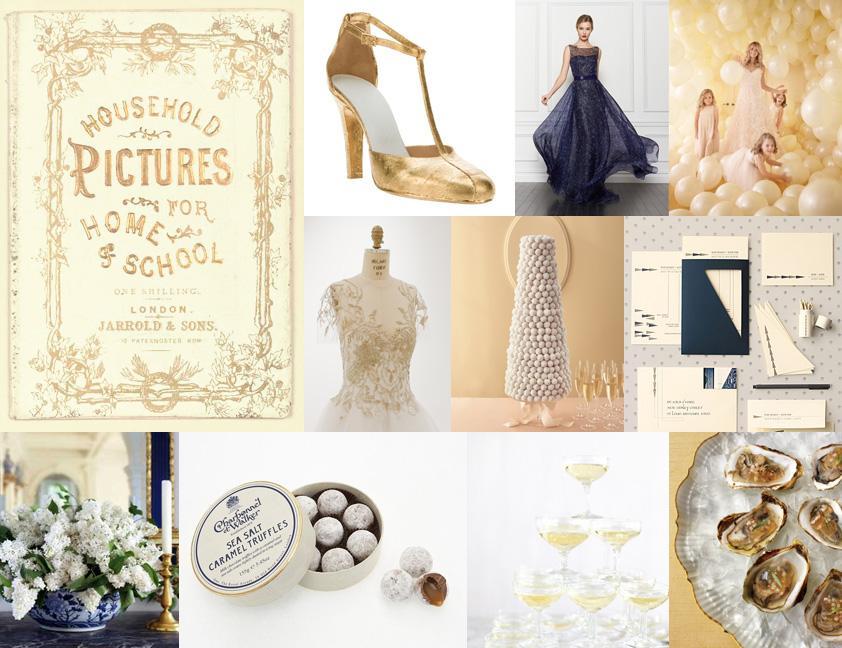 Inspirace - s nádechem glamour - Obrázek č. 55