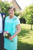 Šaty pro maminku ženicha, 46