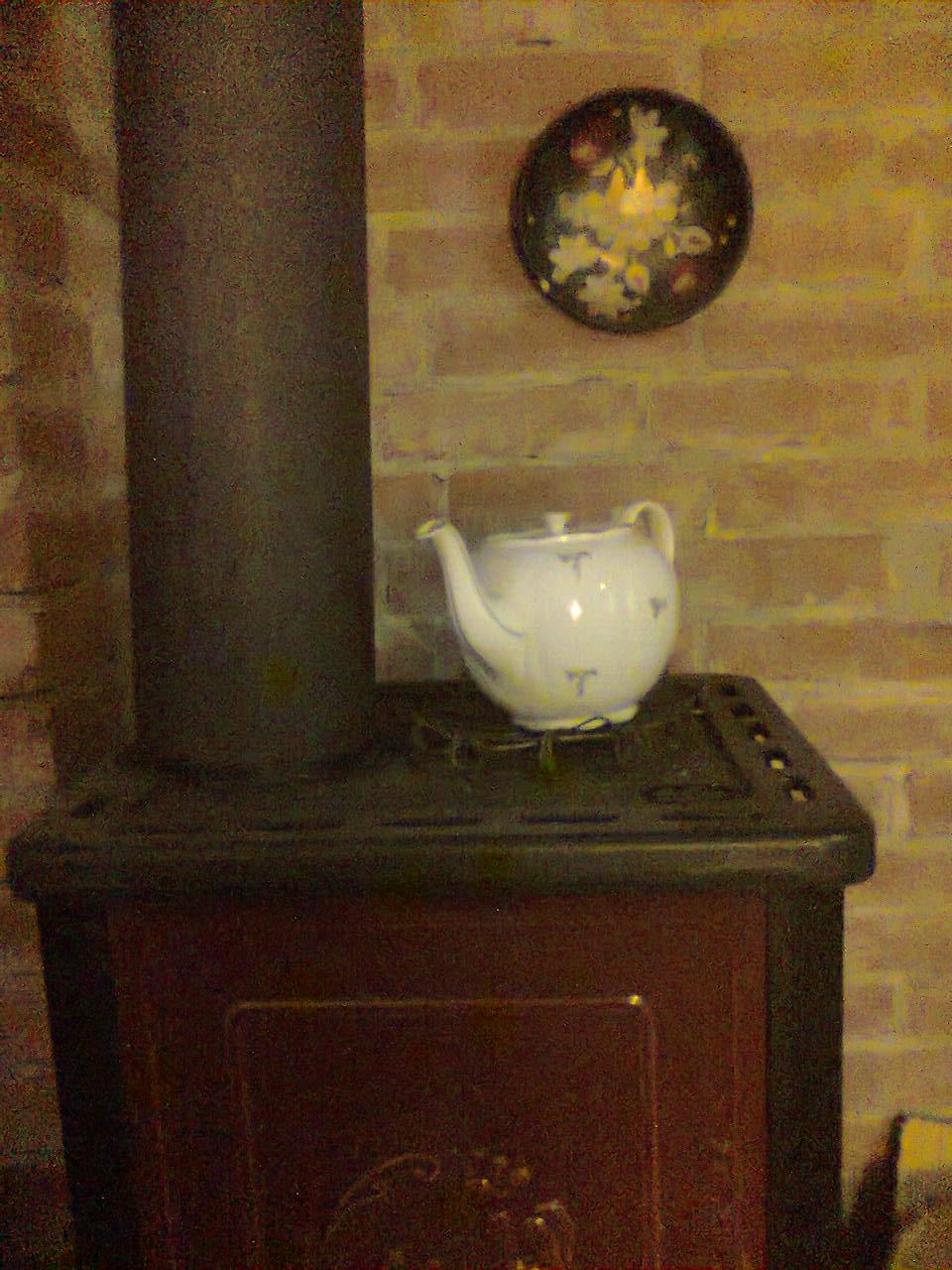 """Naša """"oddychovka"""" - čajník vo svojej pôvodnej funkcií už doslúžil"""