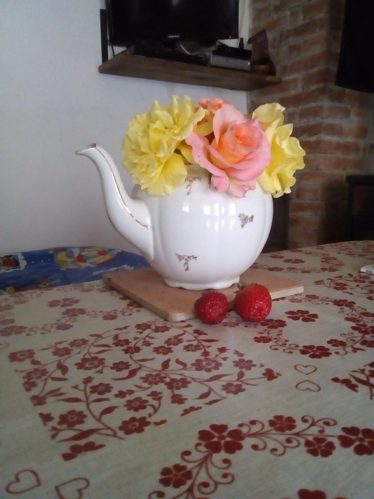 """Naša """"oddychovka"""" - S čajníkom som sa stále nerozlúčila⚱️🏺"""