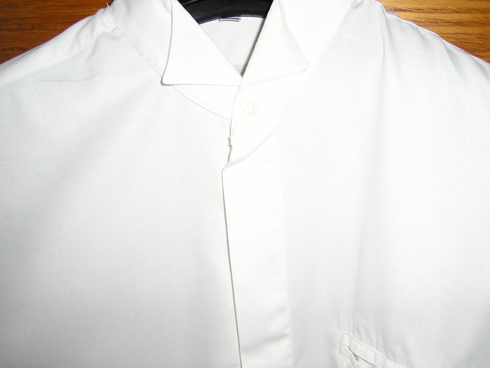 488. Spoločenská košeľa - Obrázok č. 2