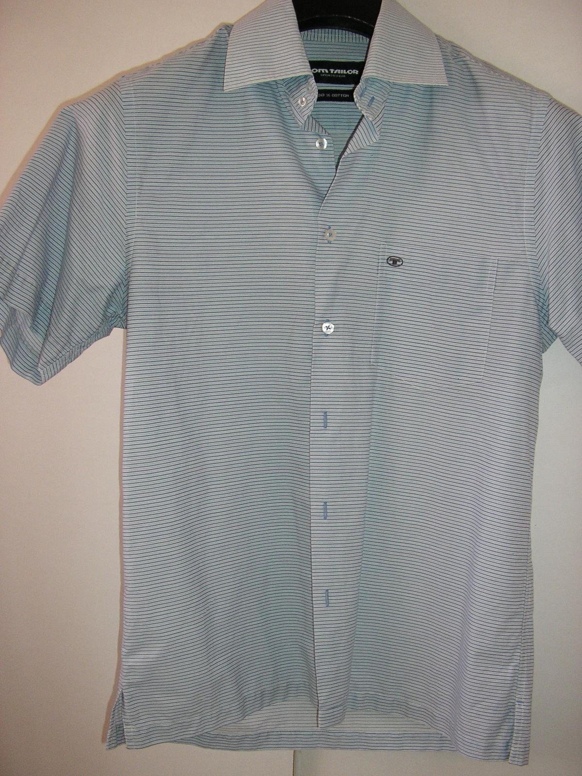 473. Pánska košeľa                             - Obrázok č. 1