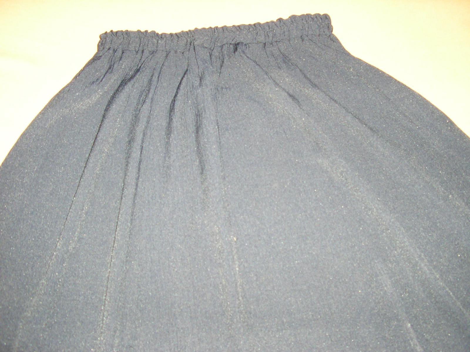 63. Eleg. sukňa  - Obrázok č. 2