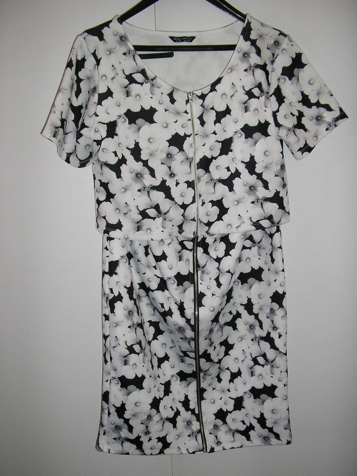 397. Select dvojdielné šaty  - Obrázok č. 1