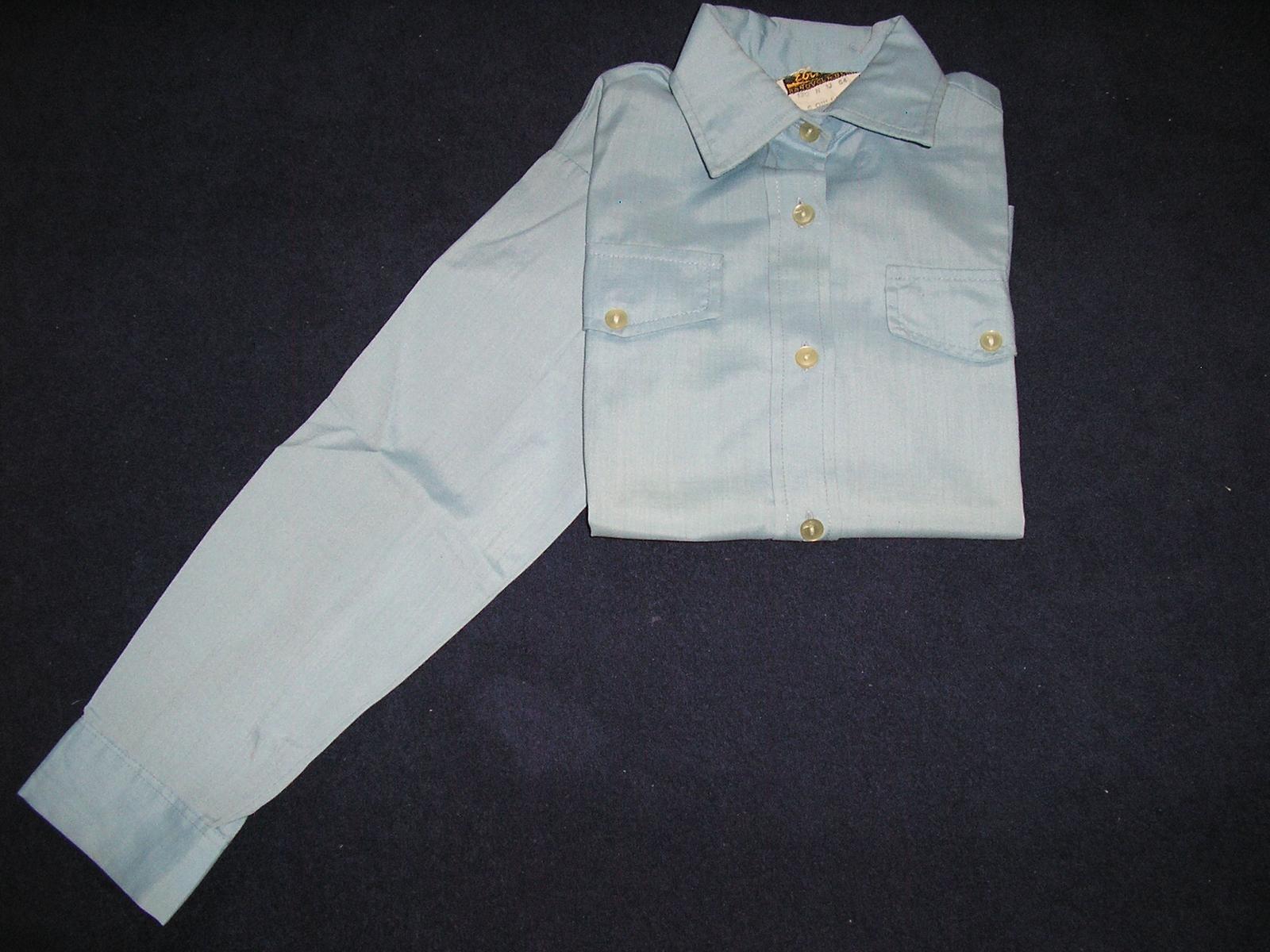 111. chlap. košeľa - Obrázok č. 1