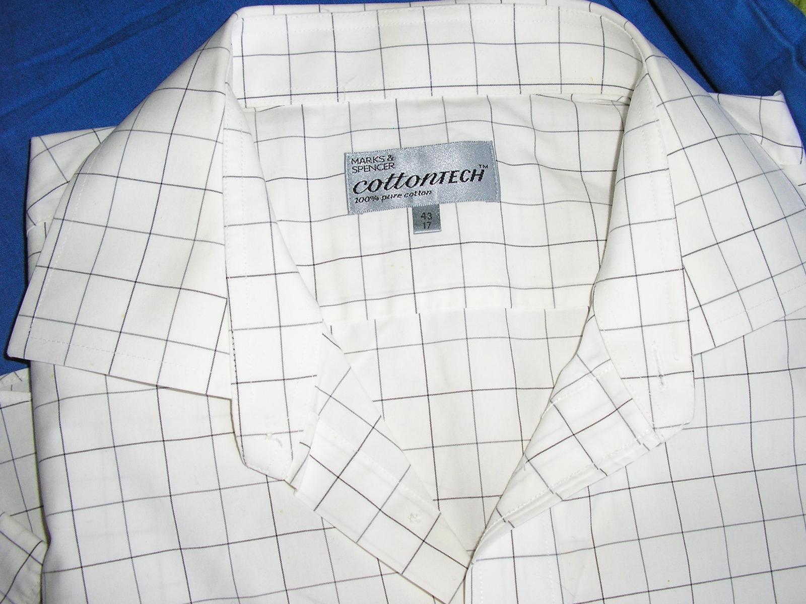 557. Marks&Spencer košeľa - Obrázok č. 2