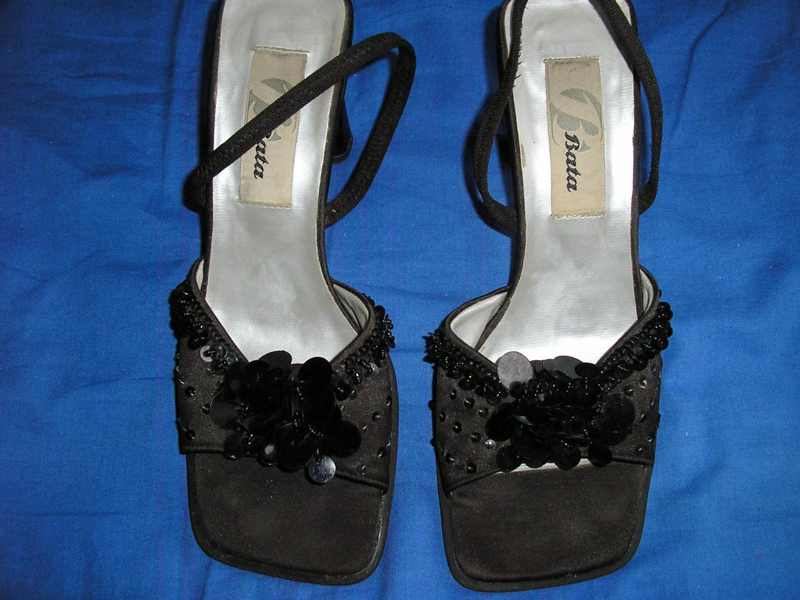630. Baťa sandálky - Obrázok č. 1
