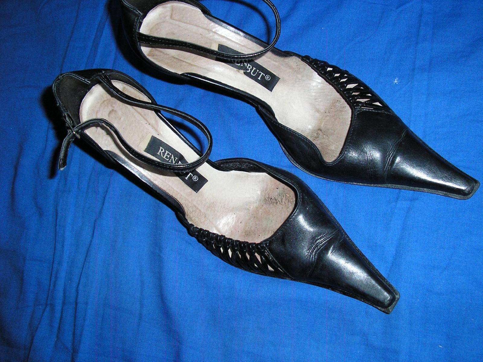 632. REN BUT sandále - Obrázok č. 2