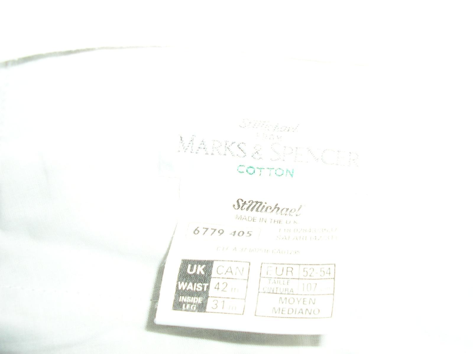 274. Mark&Spencer nohavice  - Obrázok č. 2