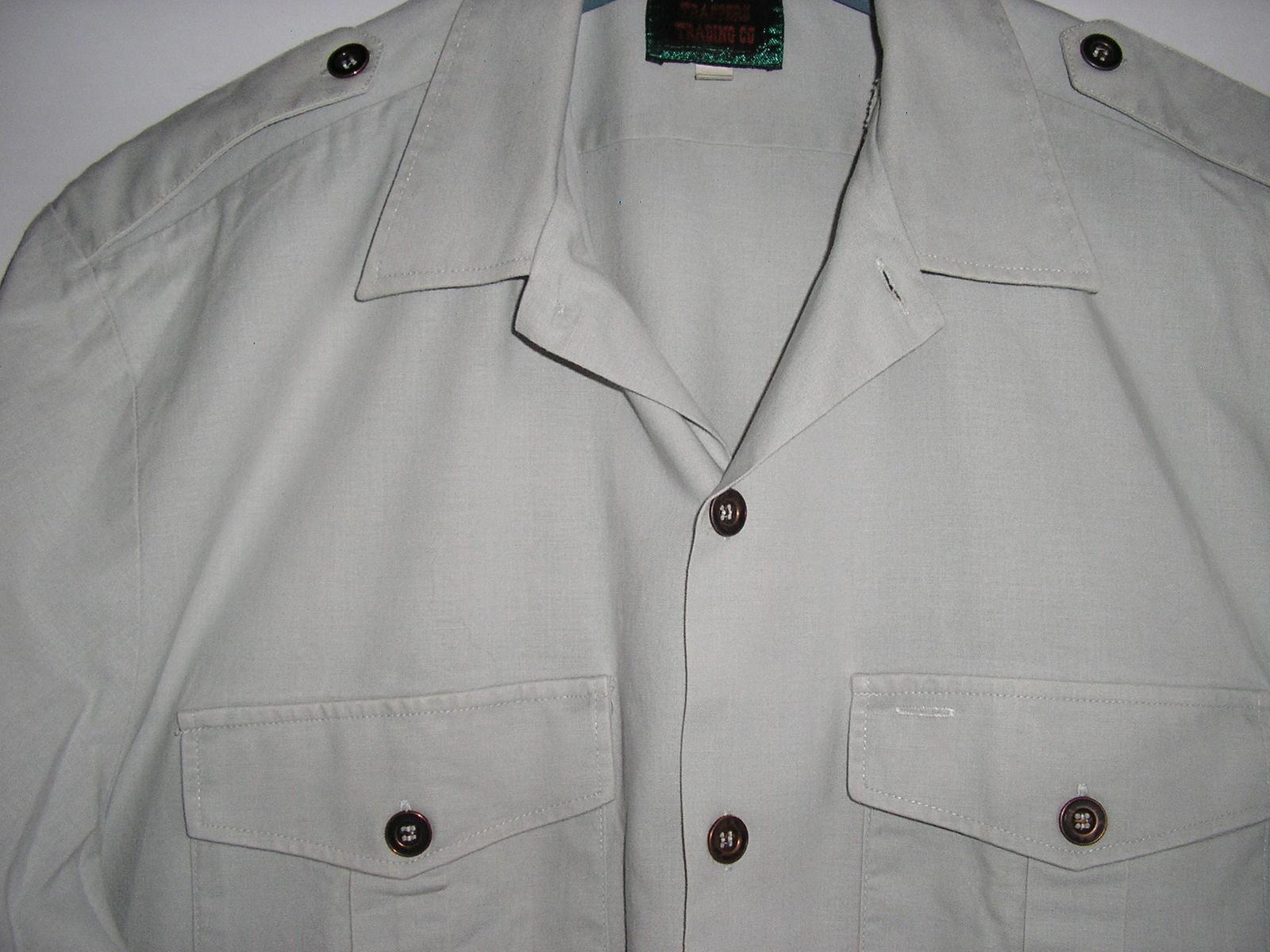 666. Pánska košeľa               - Obrázok č. 1
