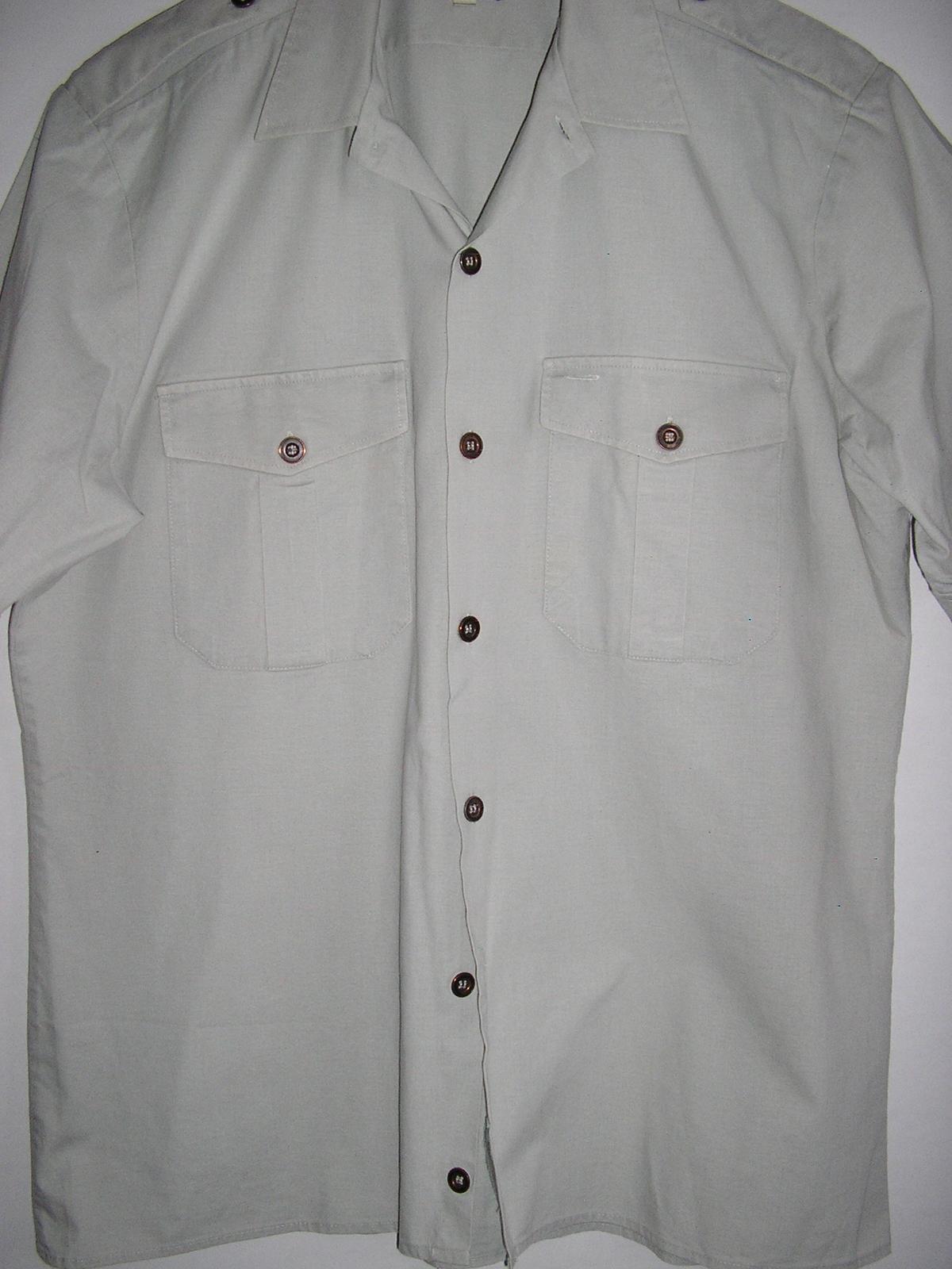 666. Pánska košeľa               - Obrázok č. 2