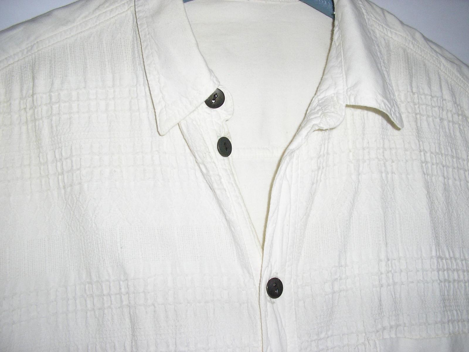 667. Pánska košeľa               - Obrázok č. 1