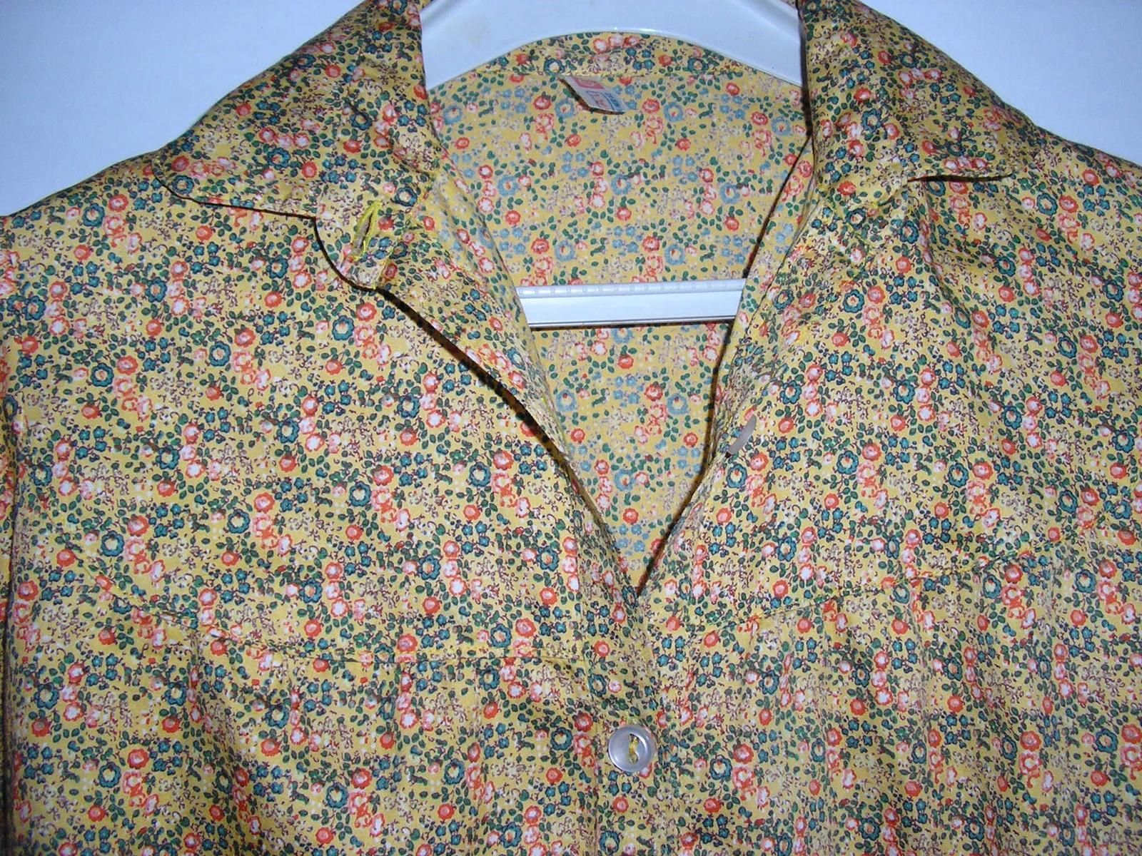 690. Vzorovaná košeľa dámska  - Obrázok č. 1