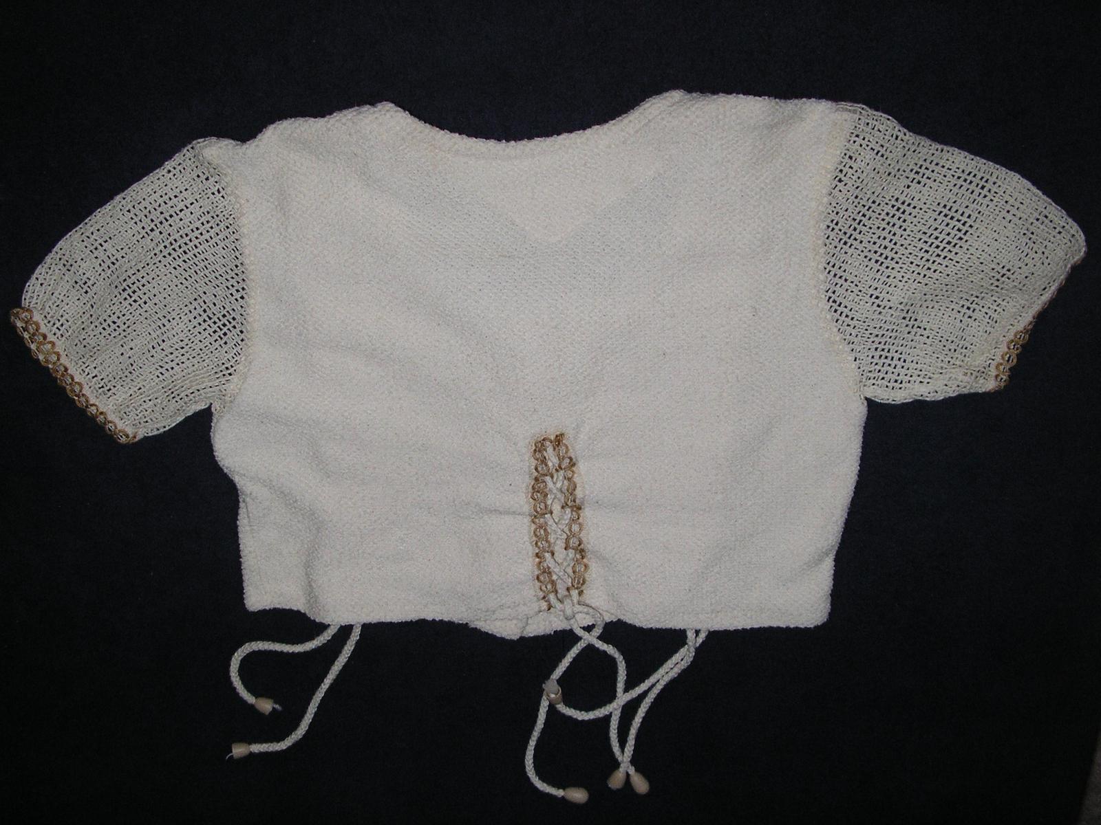 692. Diev. dvojdielne šaty - Obrázok č. 2