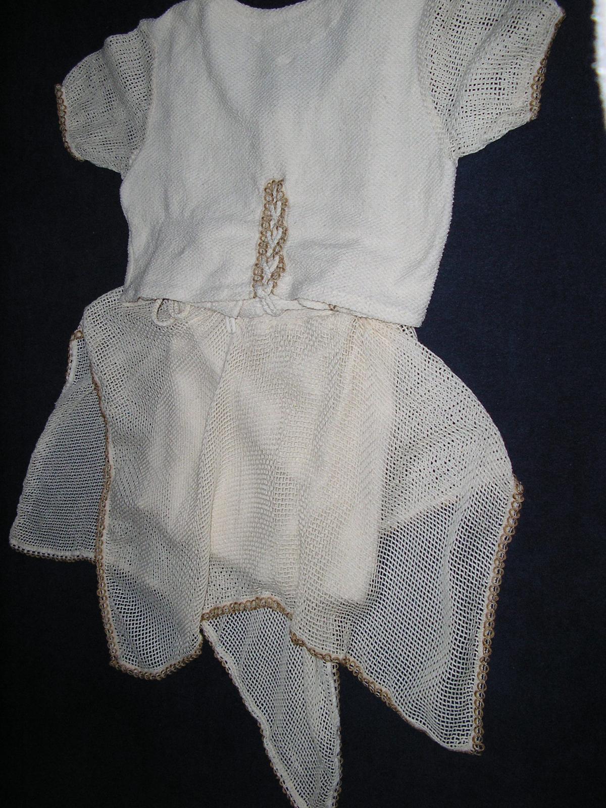692. Diev. dvojdielne šaty - Obrázok č. 1