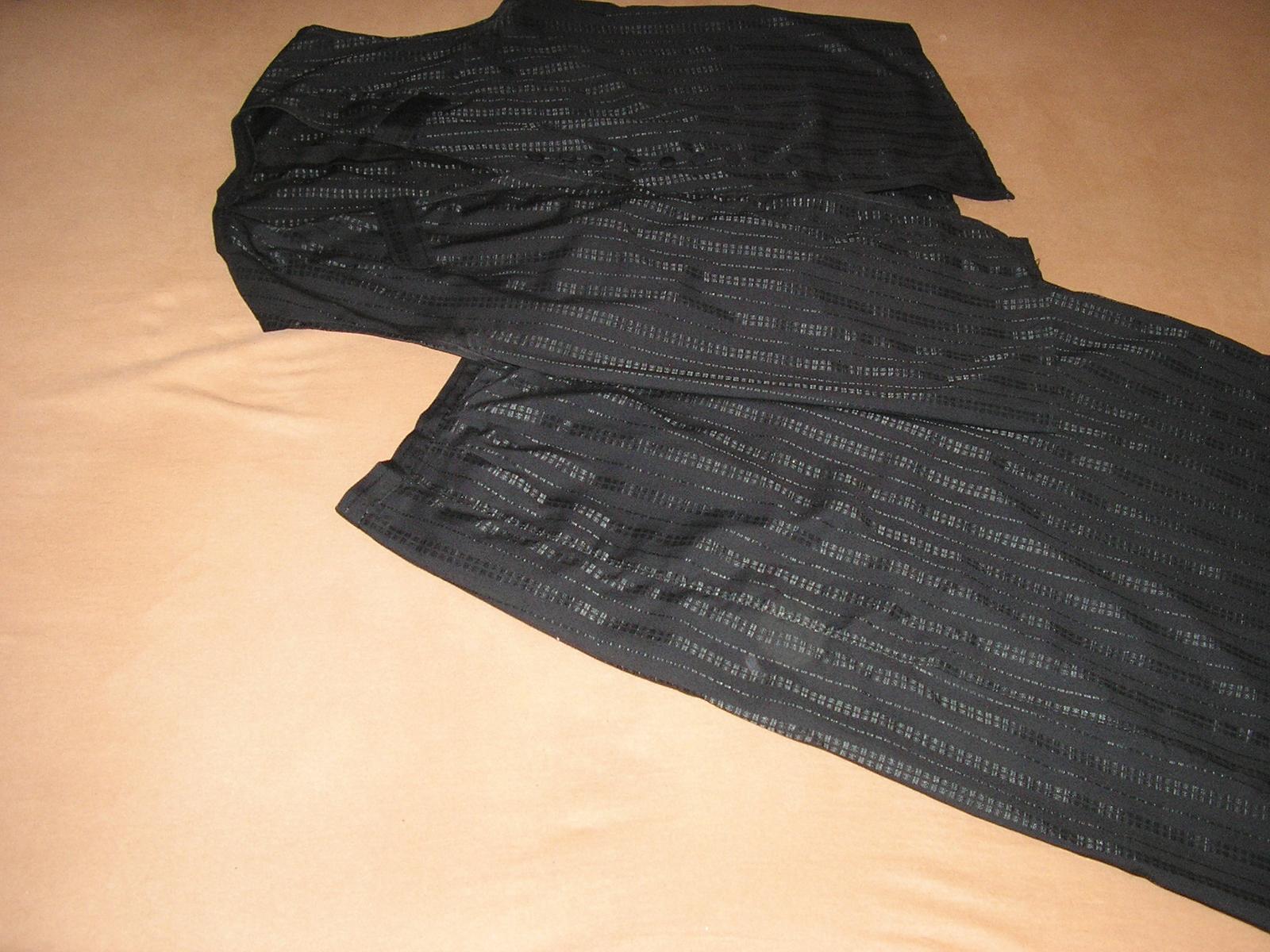 710.Dvojdielne šaty pre skôr nar. - Obrázok č. 1
