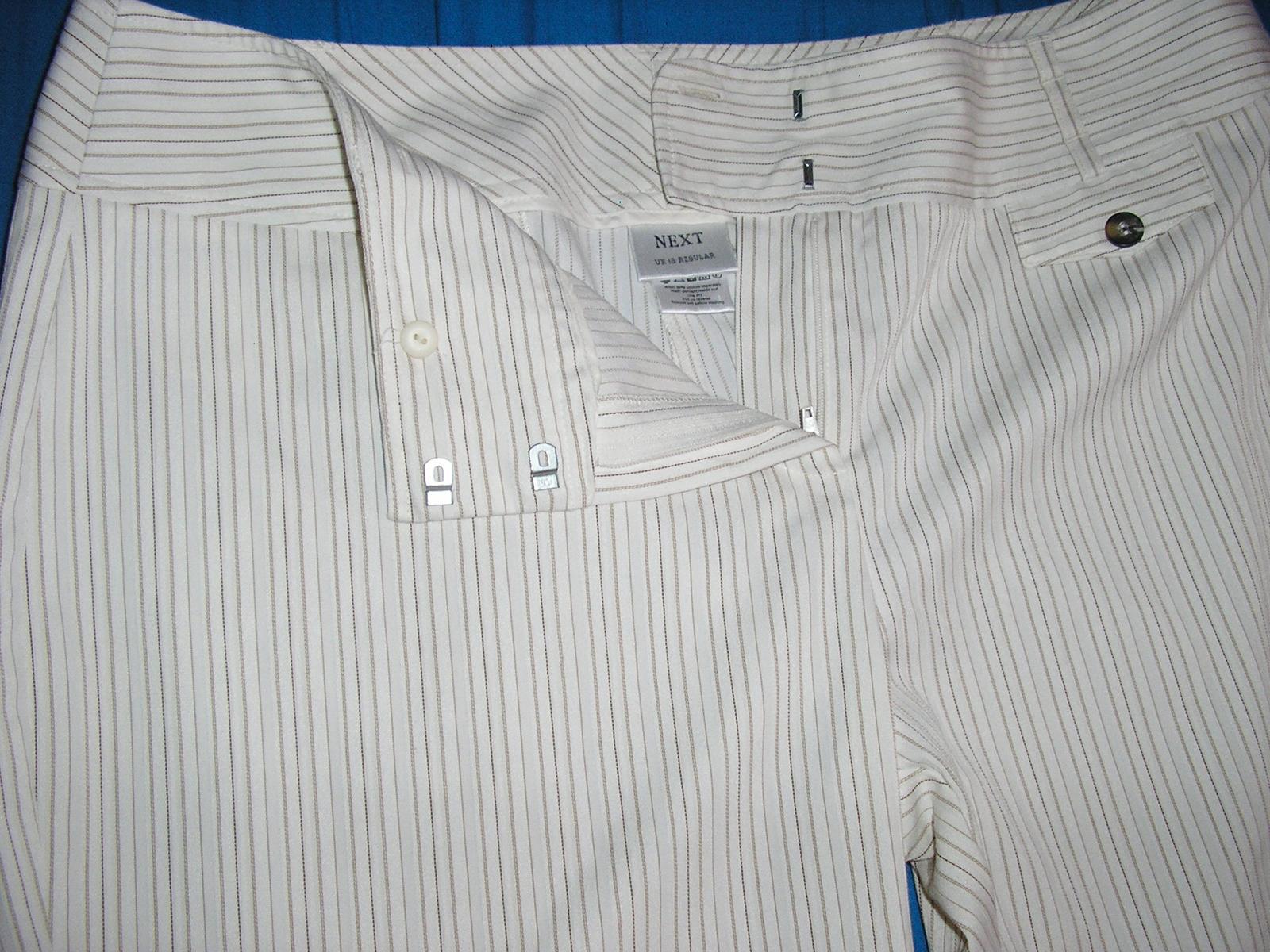 719. NEXT nohavice - Obrázok č. 1