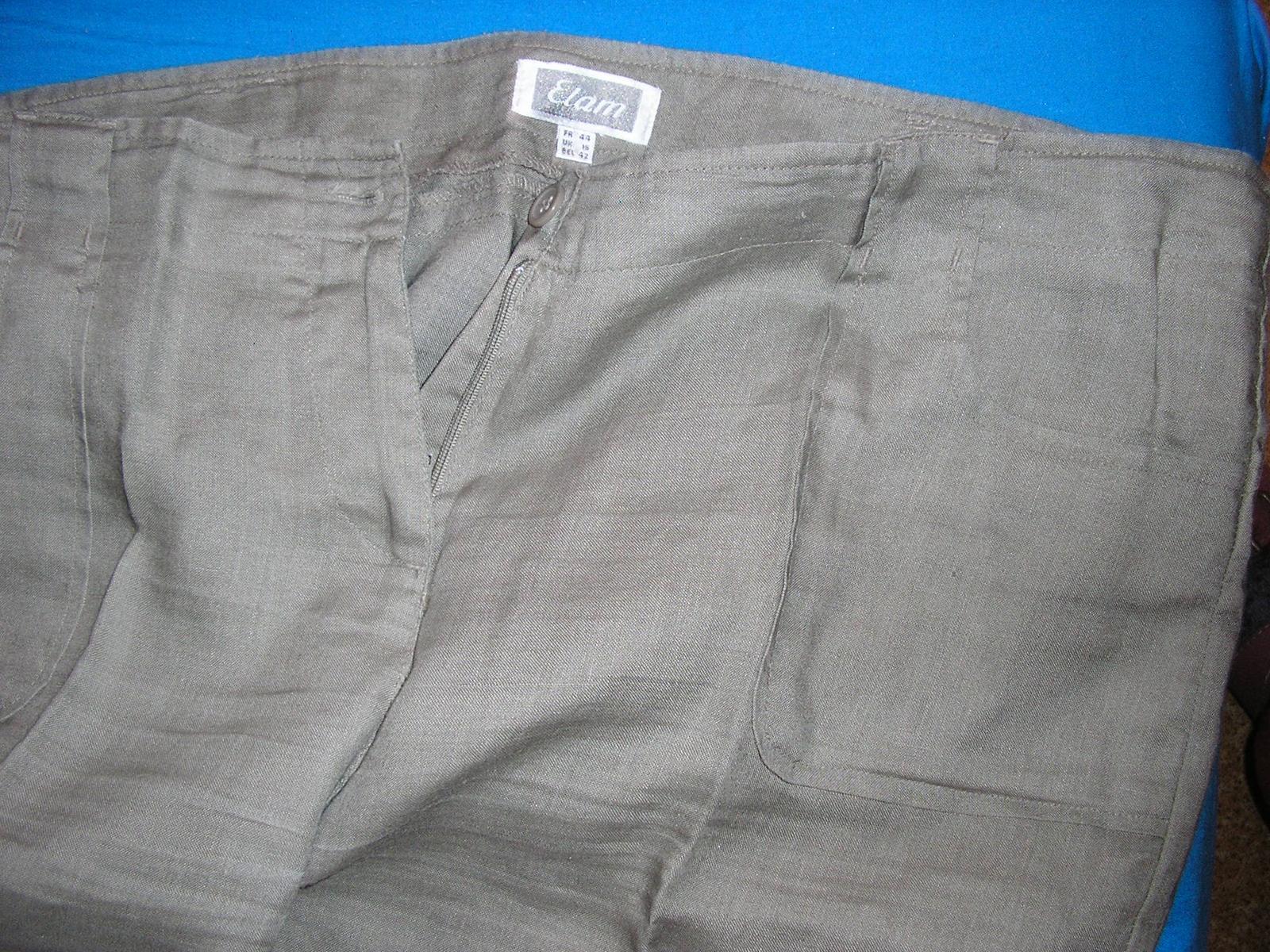 784. Sivé nohavice - Obrázok č. 1