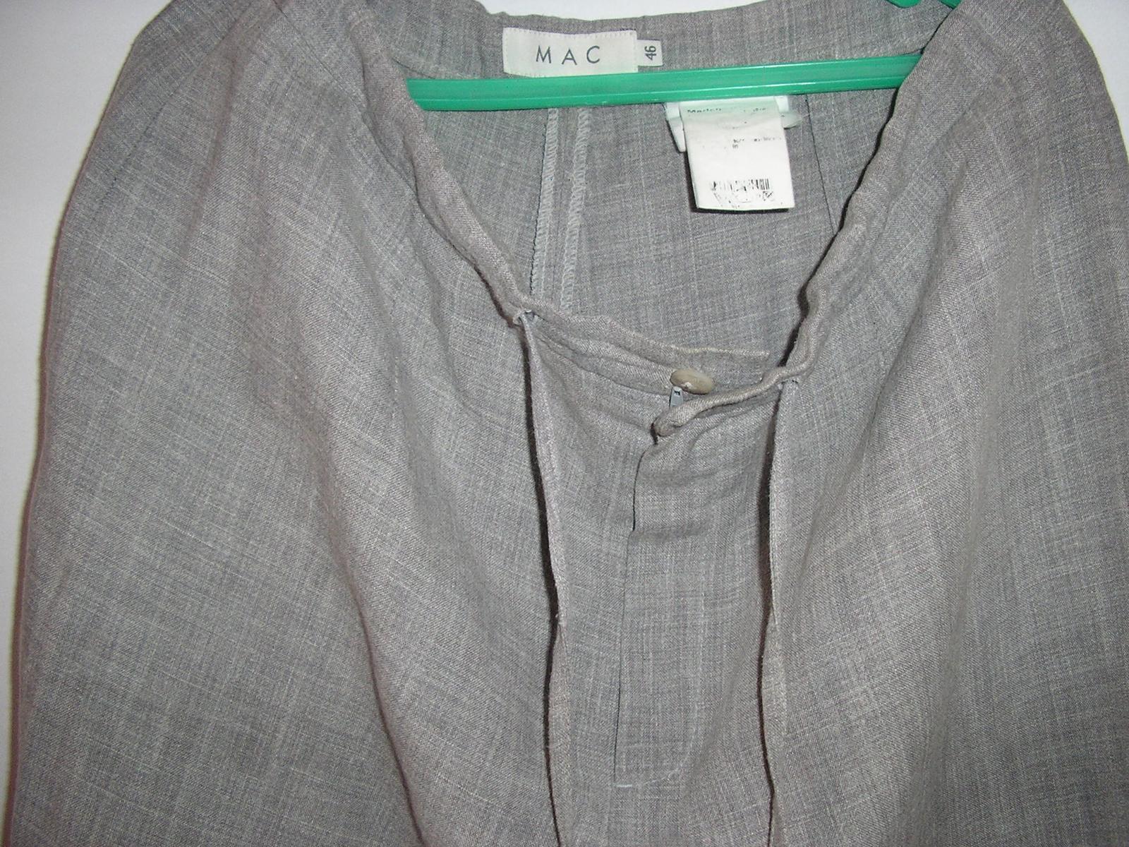 Sivé nohavice - Obrázok č. 1
