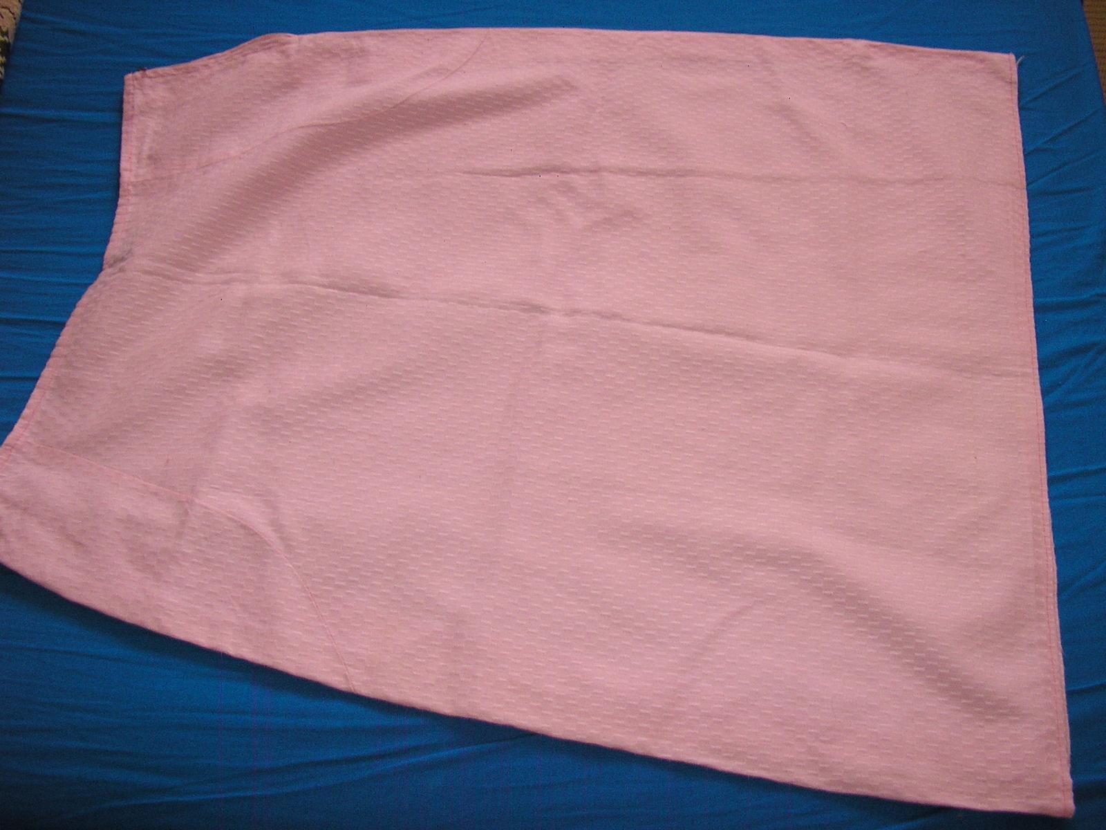 805. Ružová sukňa - Obrázok č. 1