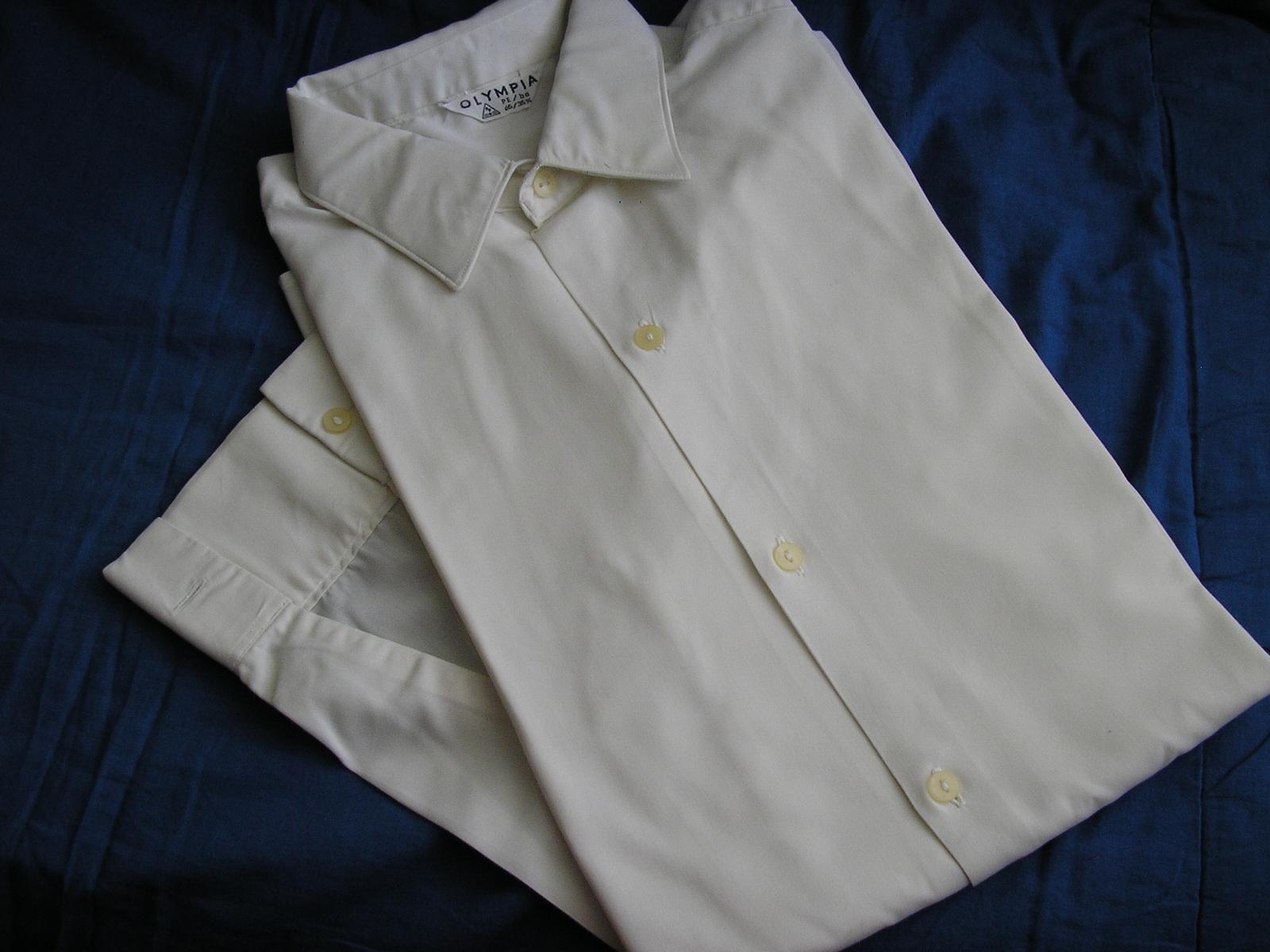 819. Olympia košeľa - Obrázok č. 1