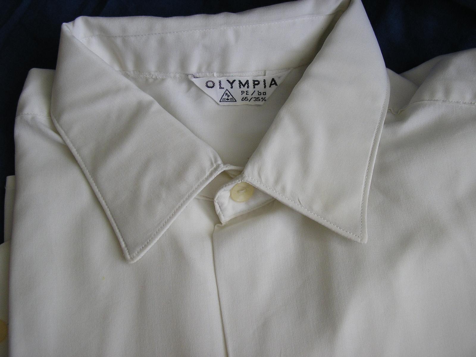 819. Olympia košeľa - Obrázok č. 2