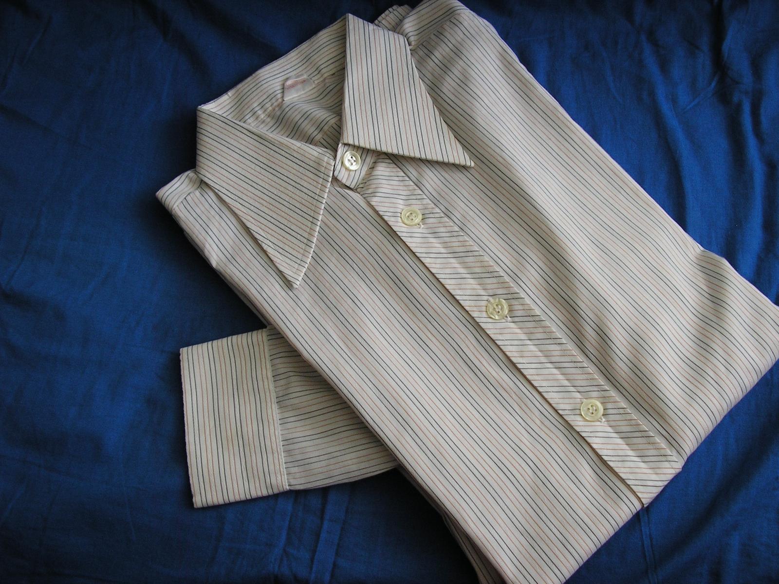 822. Panska košeľa - Obrázok č. 1
