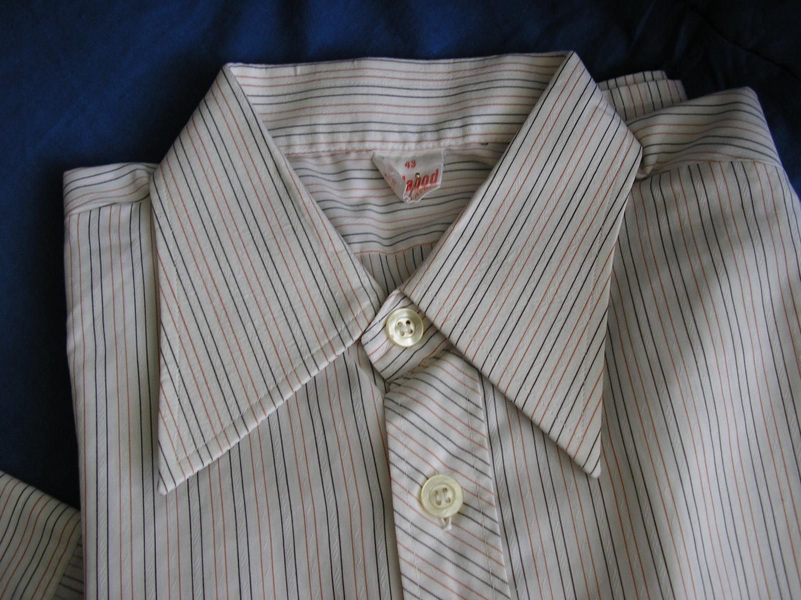 822. Panska košeľa - Obrázok č. 2