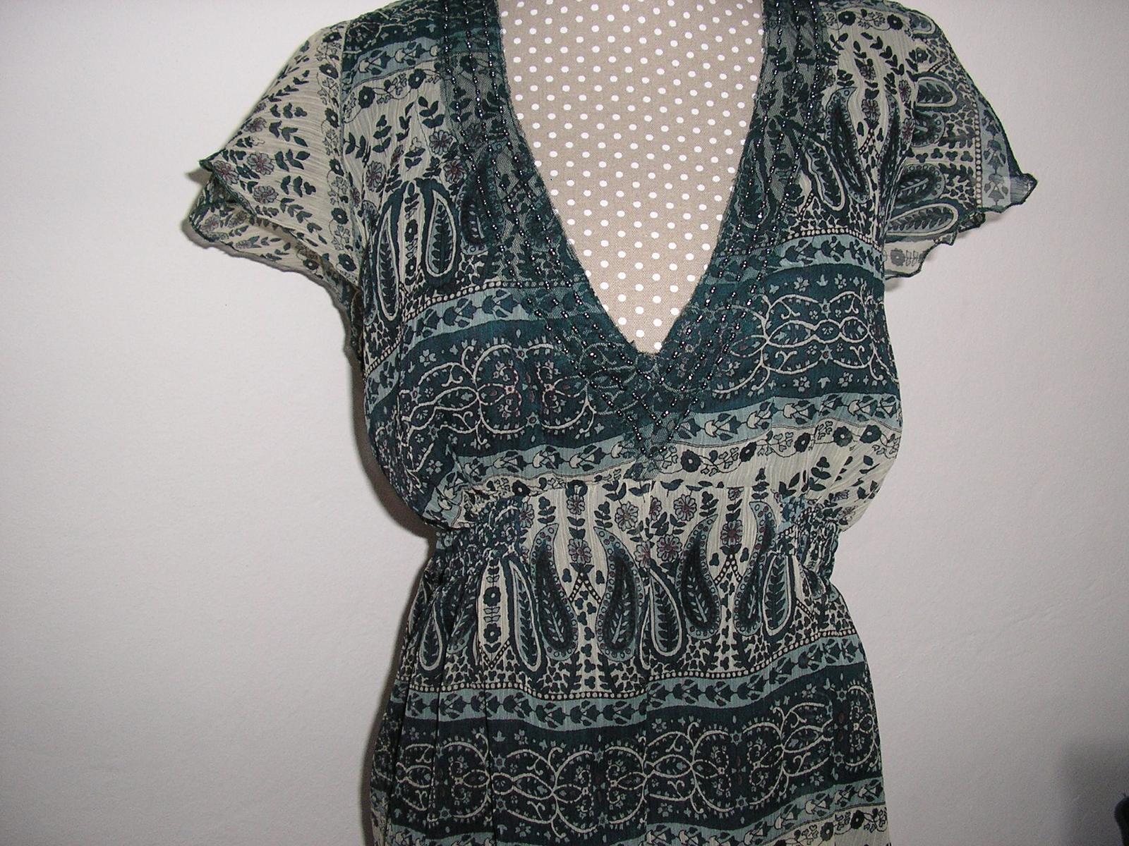348. Šaty alebo tunika  - Obrázok č. 1