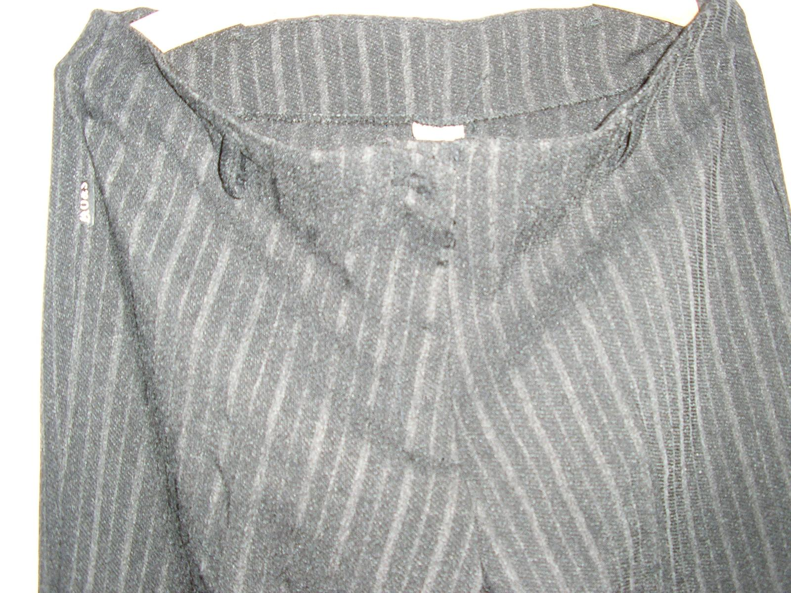 909. Elegantné nohavice  - Obrázok č. 1