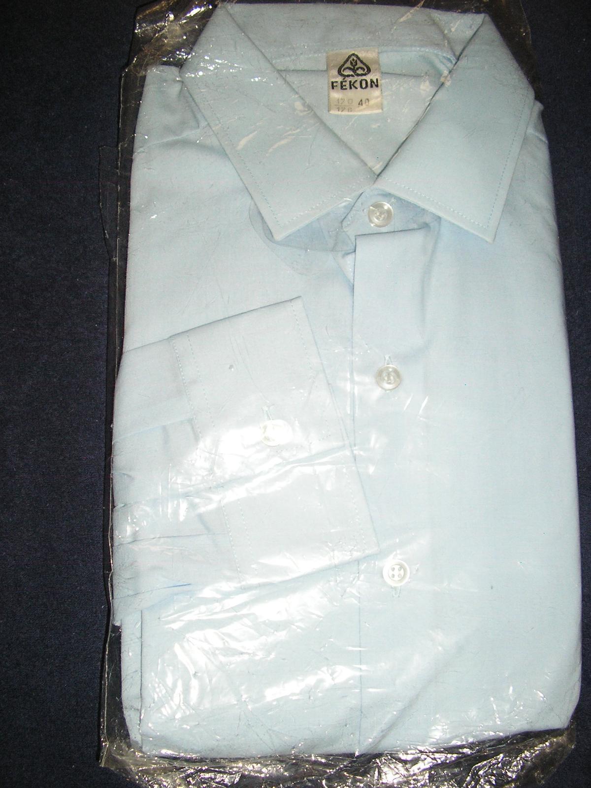 977. Fékon košeľa  - Obrázok č. 1