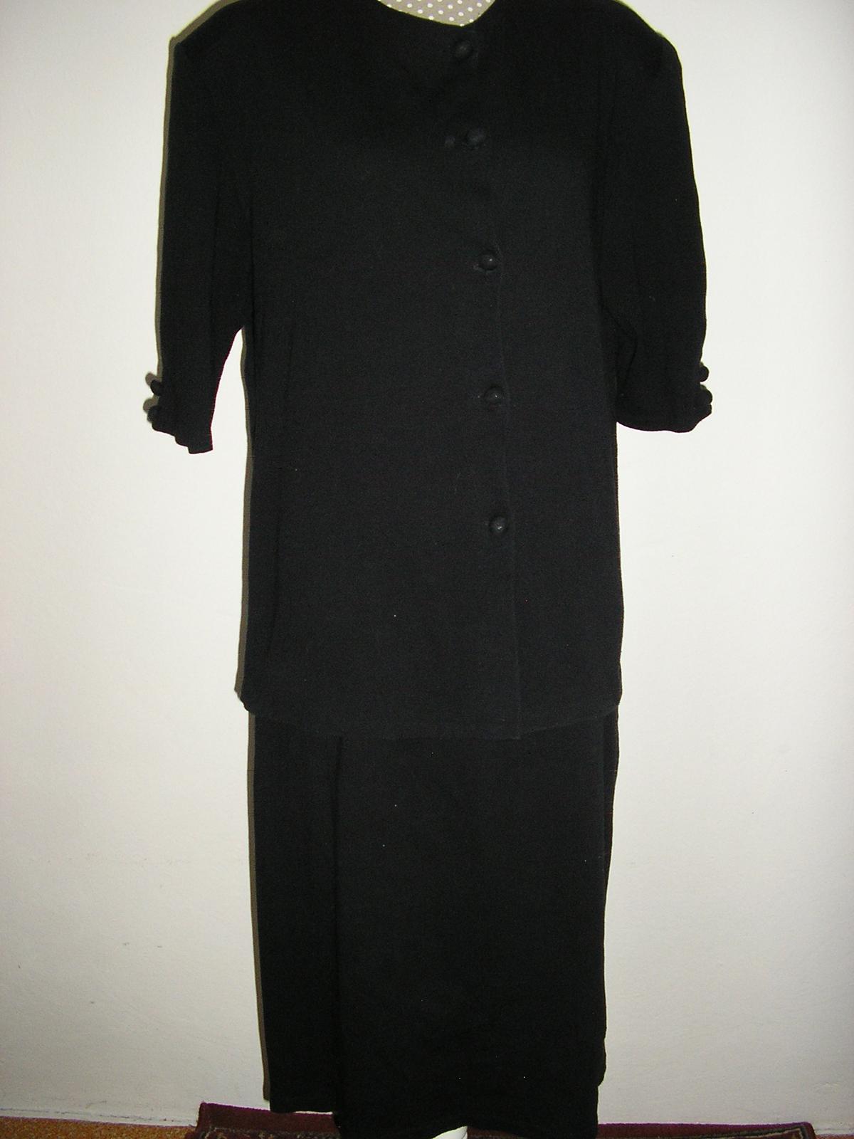 966. Sukňový kostým        - Obrázok č. 1