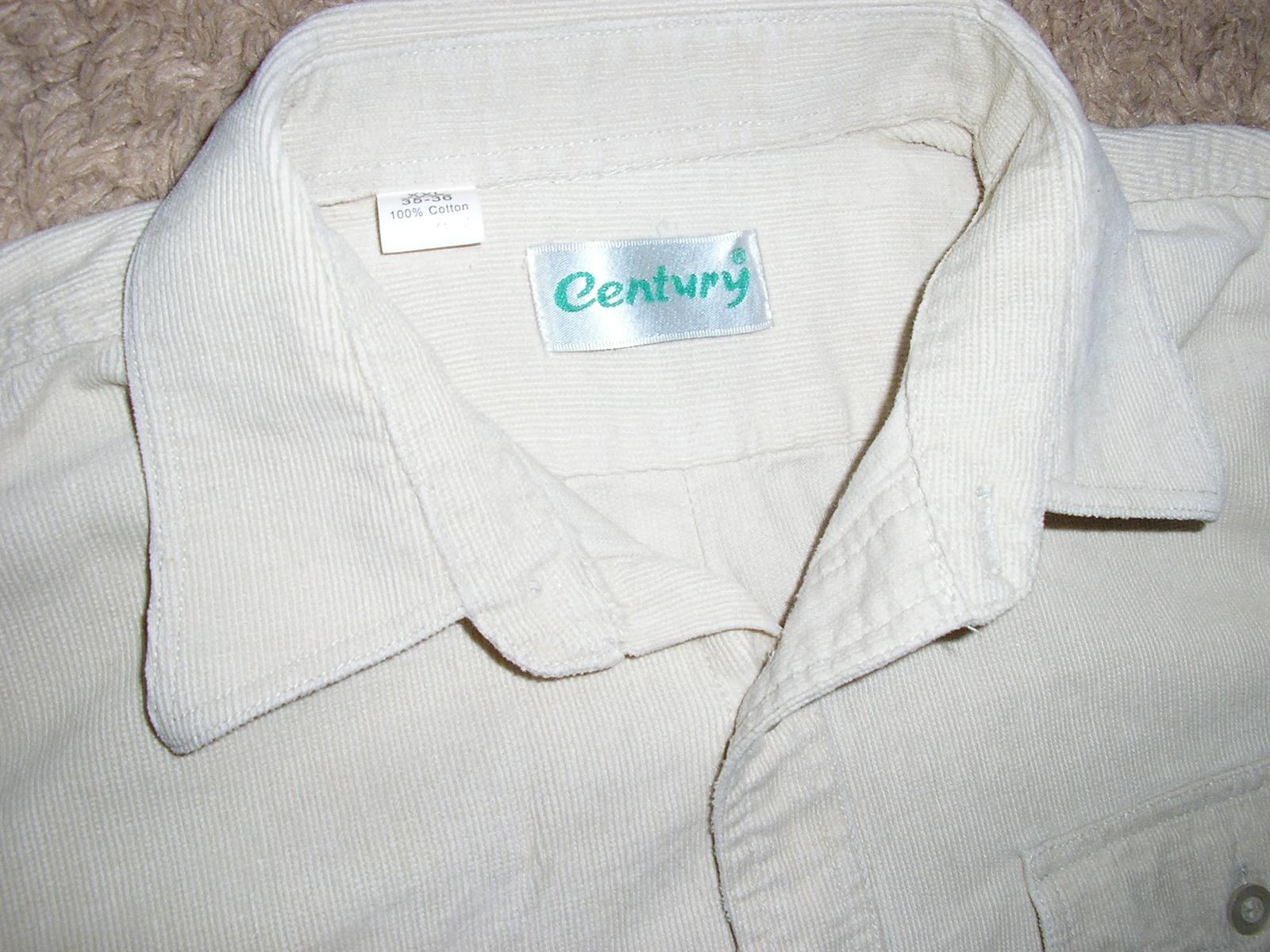 990. Century košeľa - Obrázok č. 2