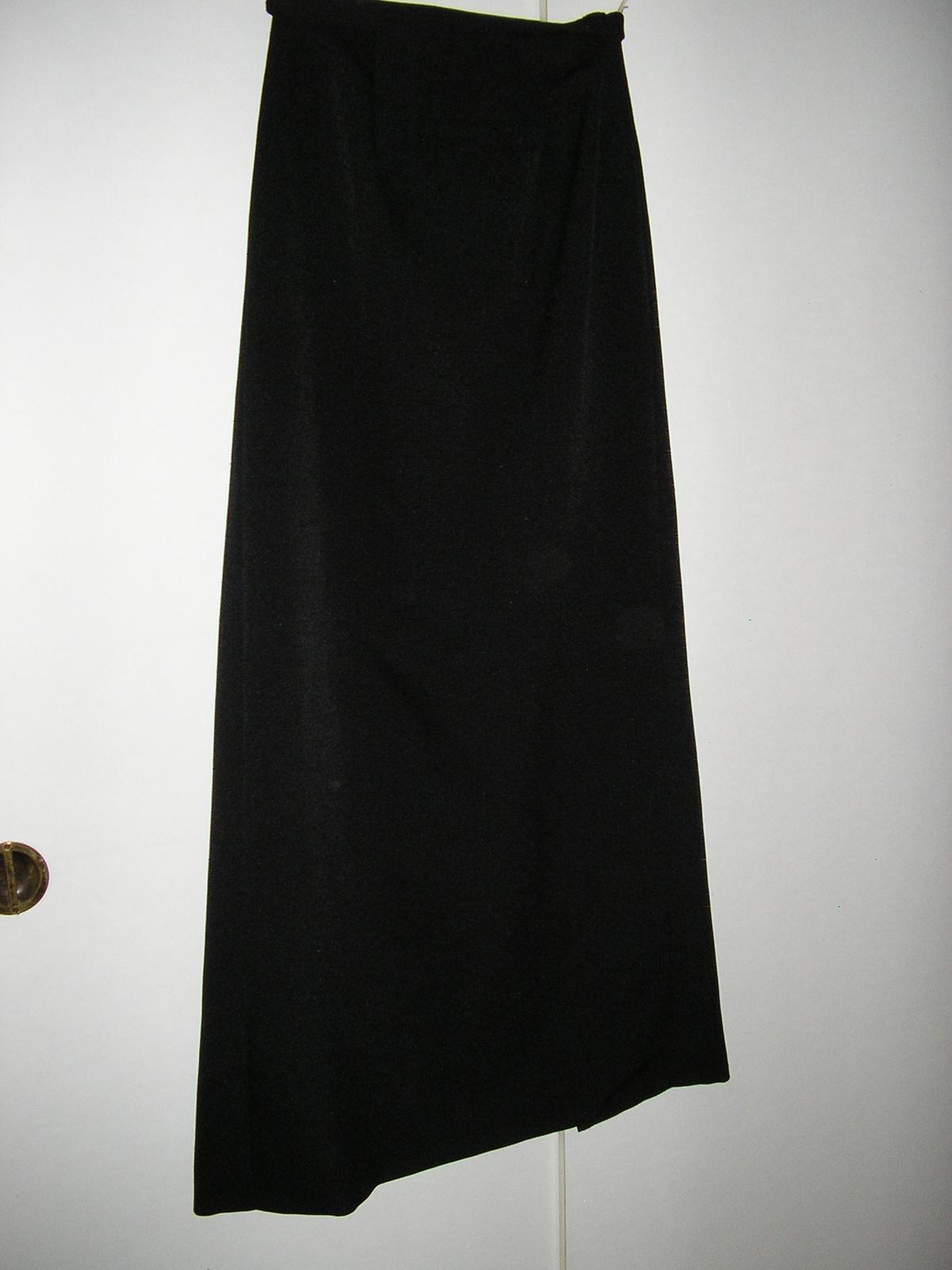 1004. sukňa prílež. dlhá  - Obrázok č. 1