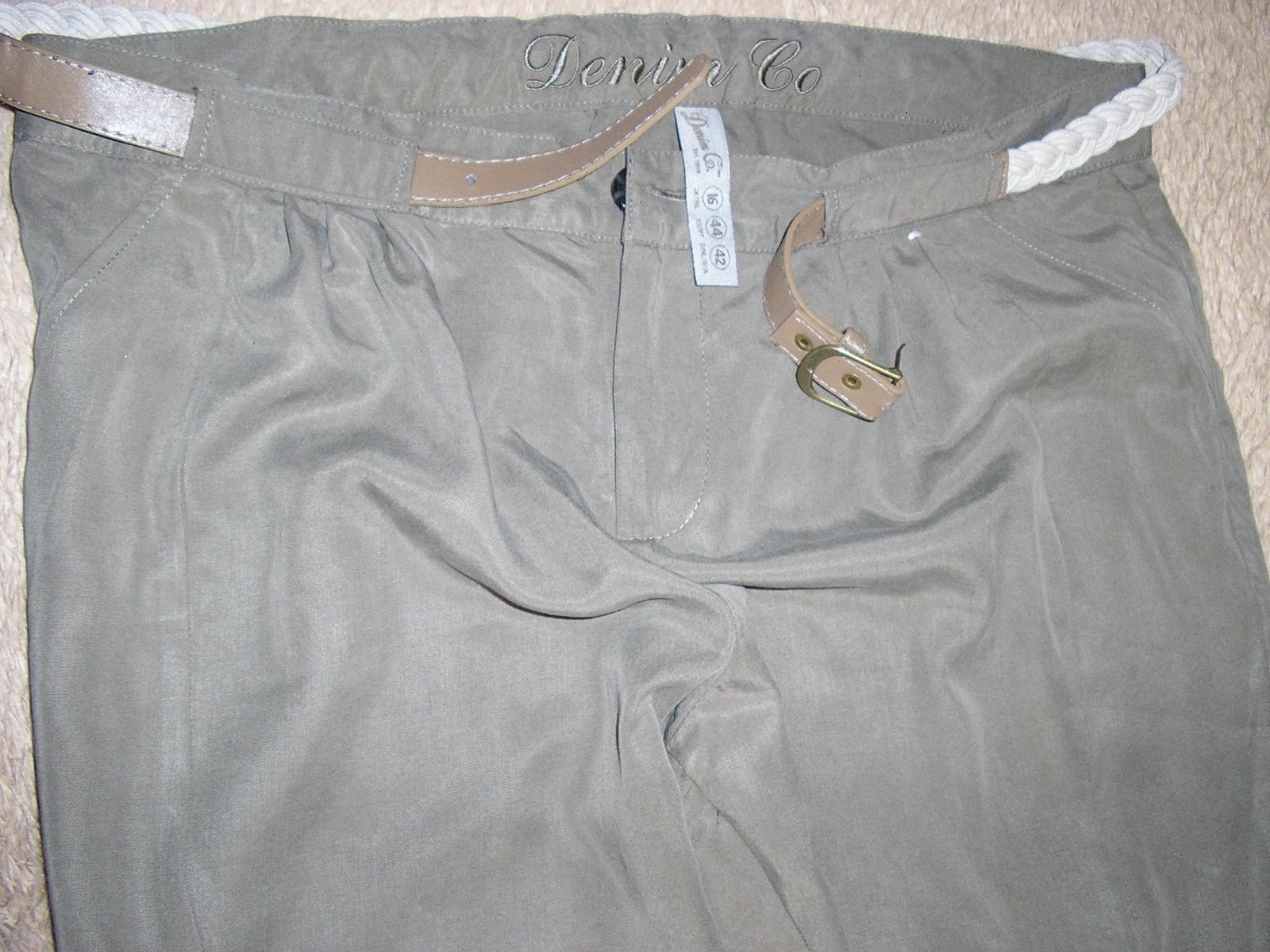 1053 nohavice DENIM - Obrázok č. 1