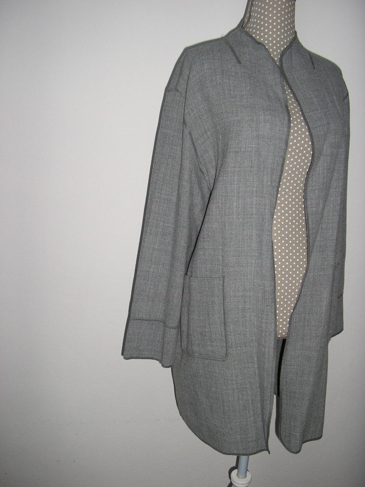1082. kabátik - Obrázok č. 1