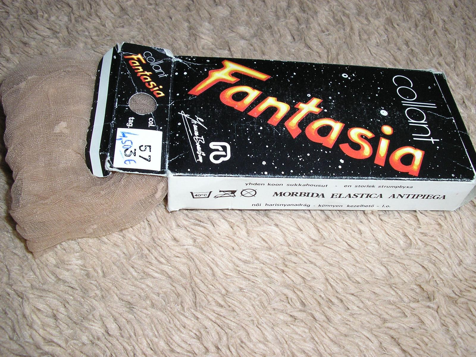 1167. Fantasia dámske panč. noh.  - Obrázok č. 1