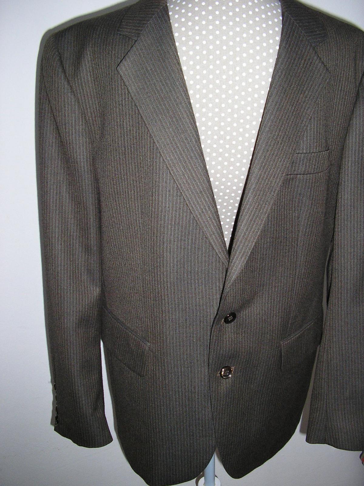 1210. Oblek pánsky - Obrázok č. 1