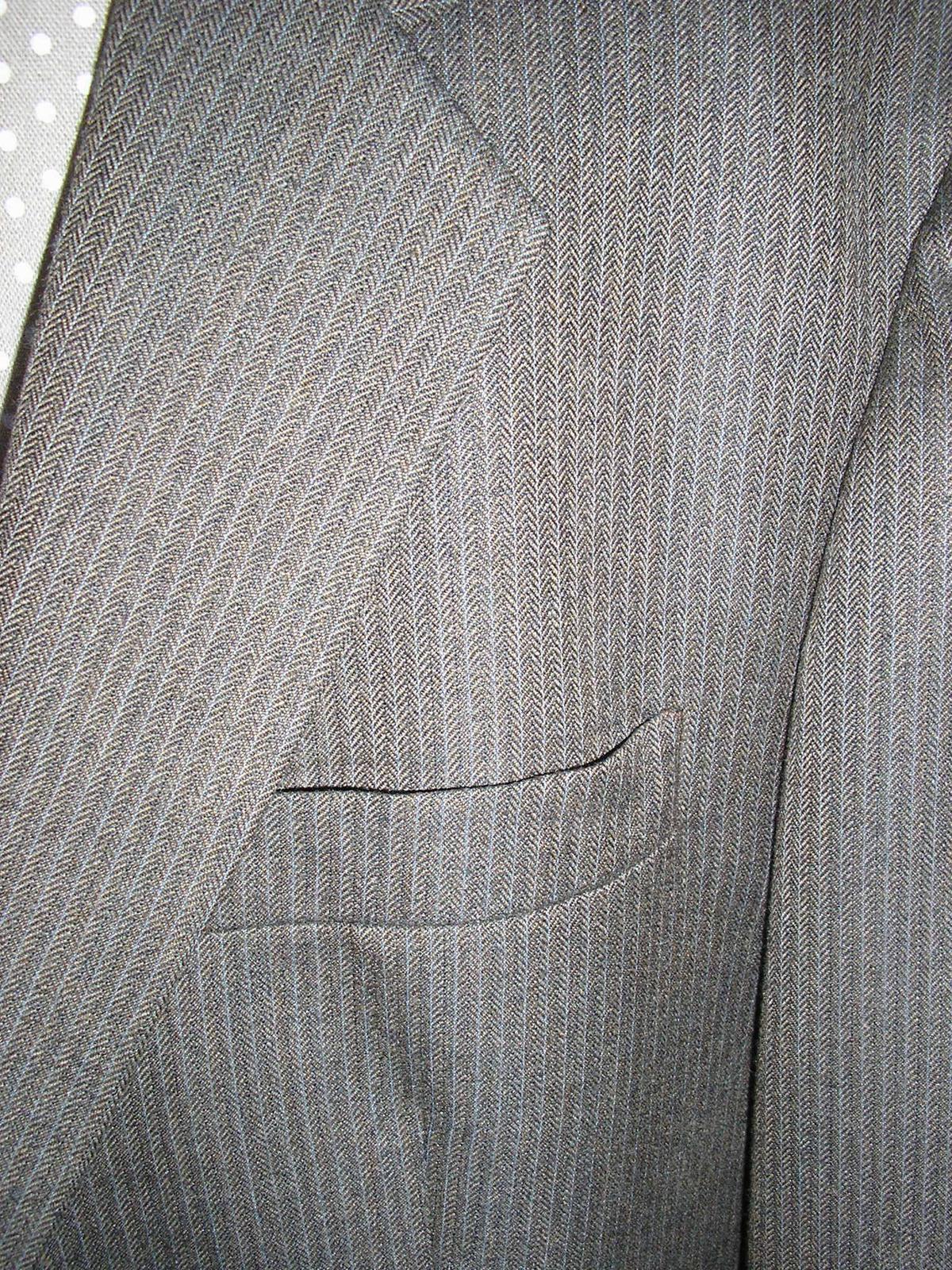 1210. Oblek pánsky - Obrázok č. 2