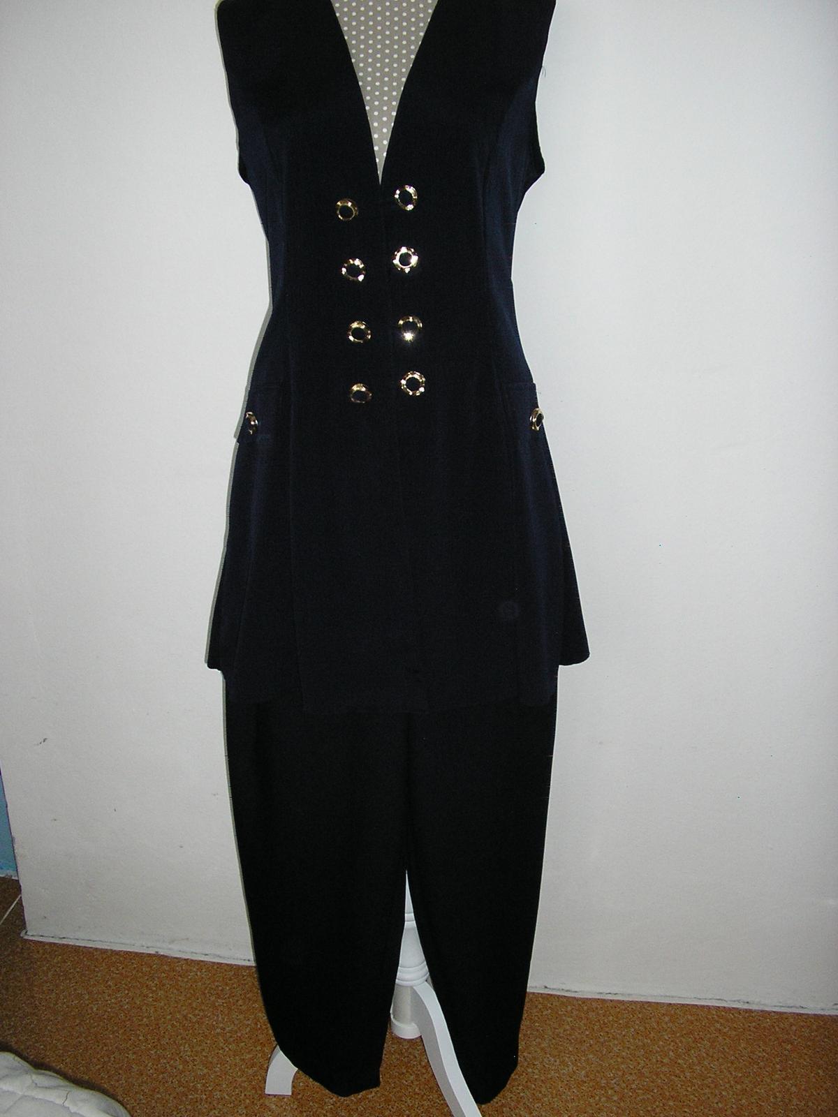 1259. Nohavicový kostým pre skôr nar. - Obrázok č. 3