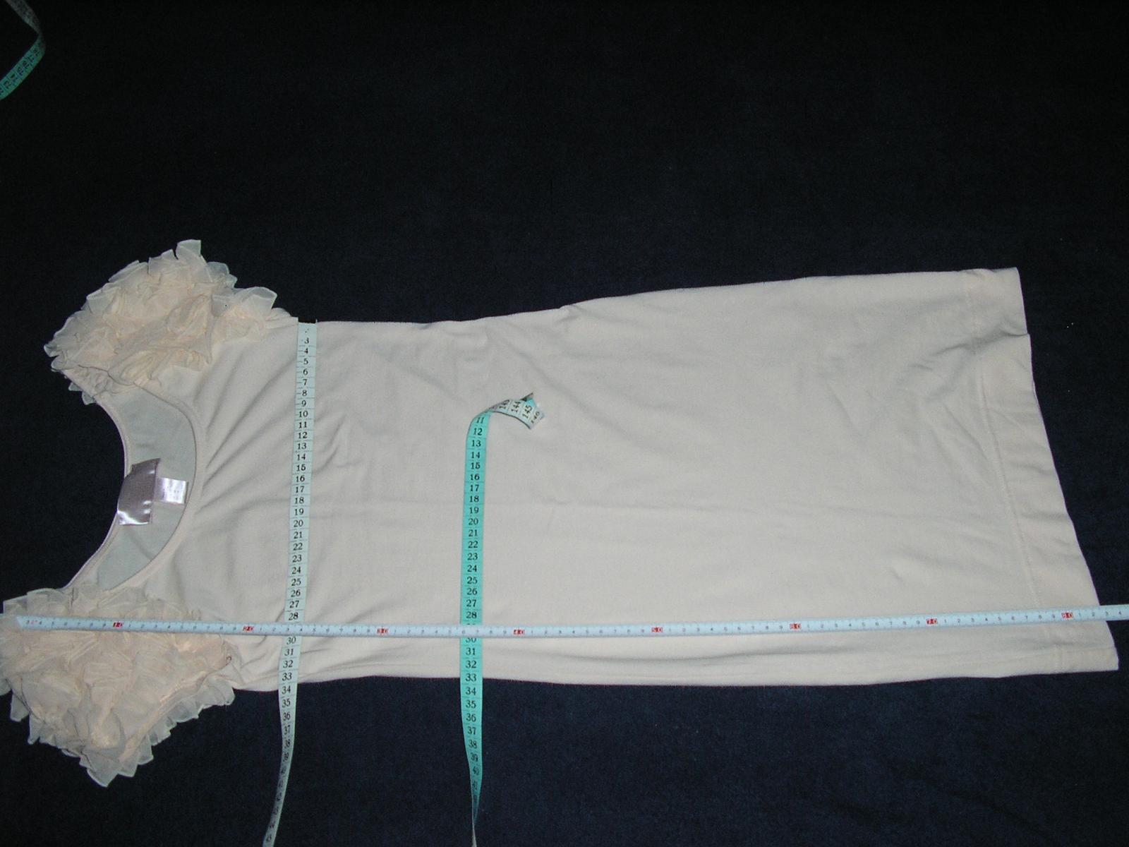 1282. H&M šaty  - Obrázok č. 3