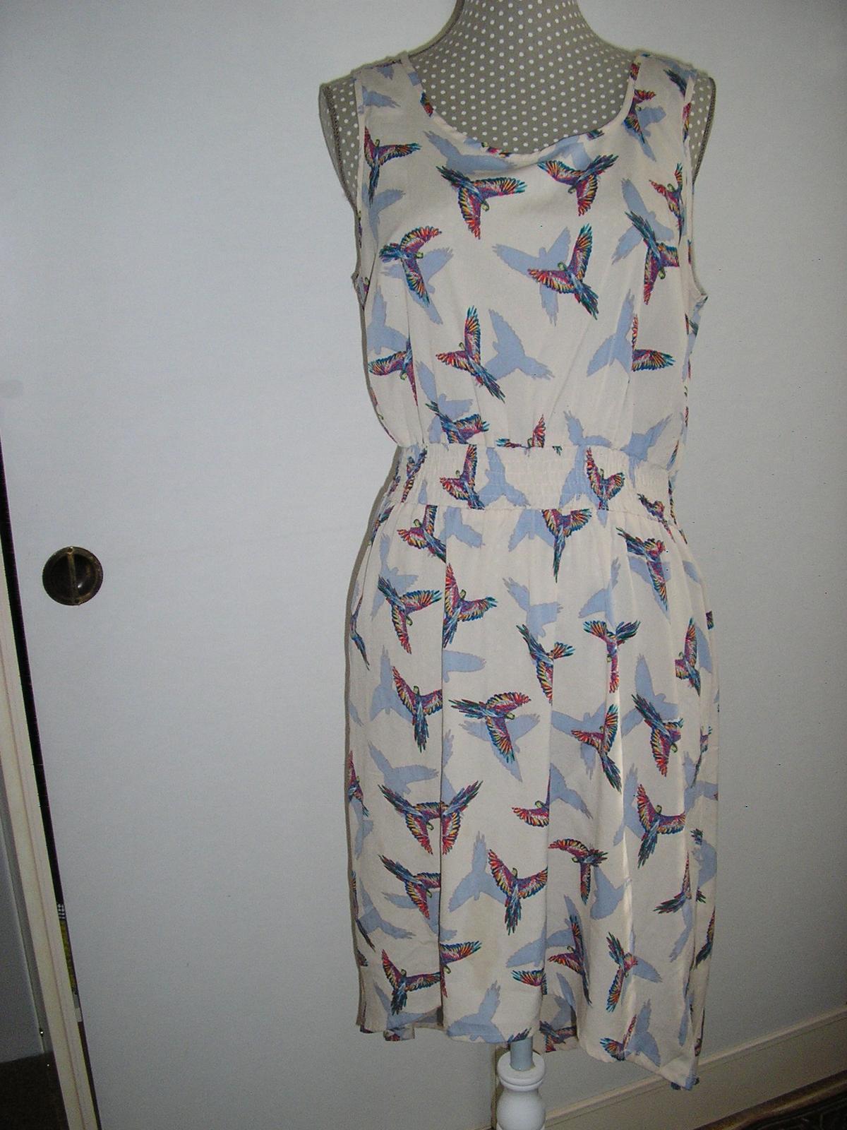 1283. Athmosphere šaty - Obrázok č. 1