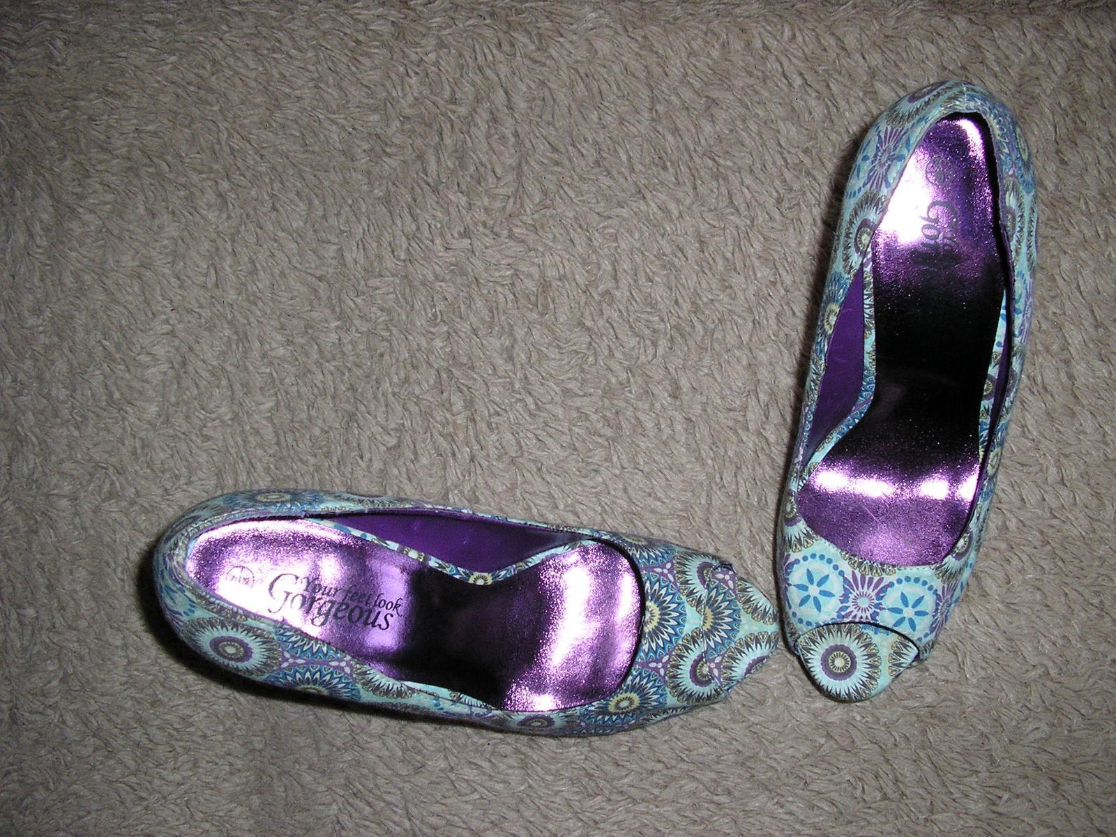 1313. New LOOK topánky - Obrázok č. 4