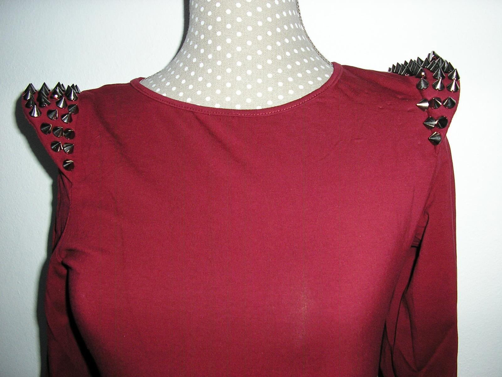 1330. AX Paris  šaty popolnočné - Obrázok č. 3