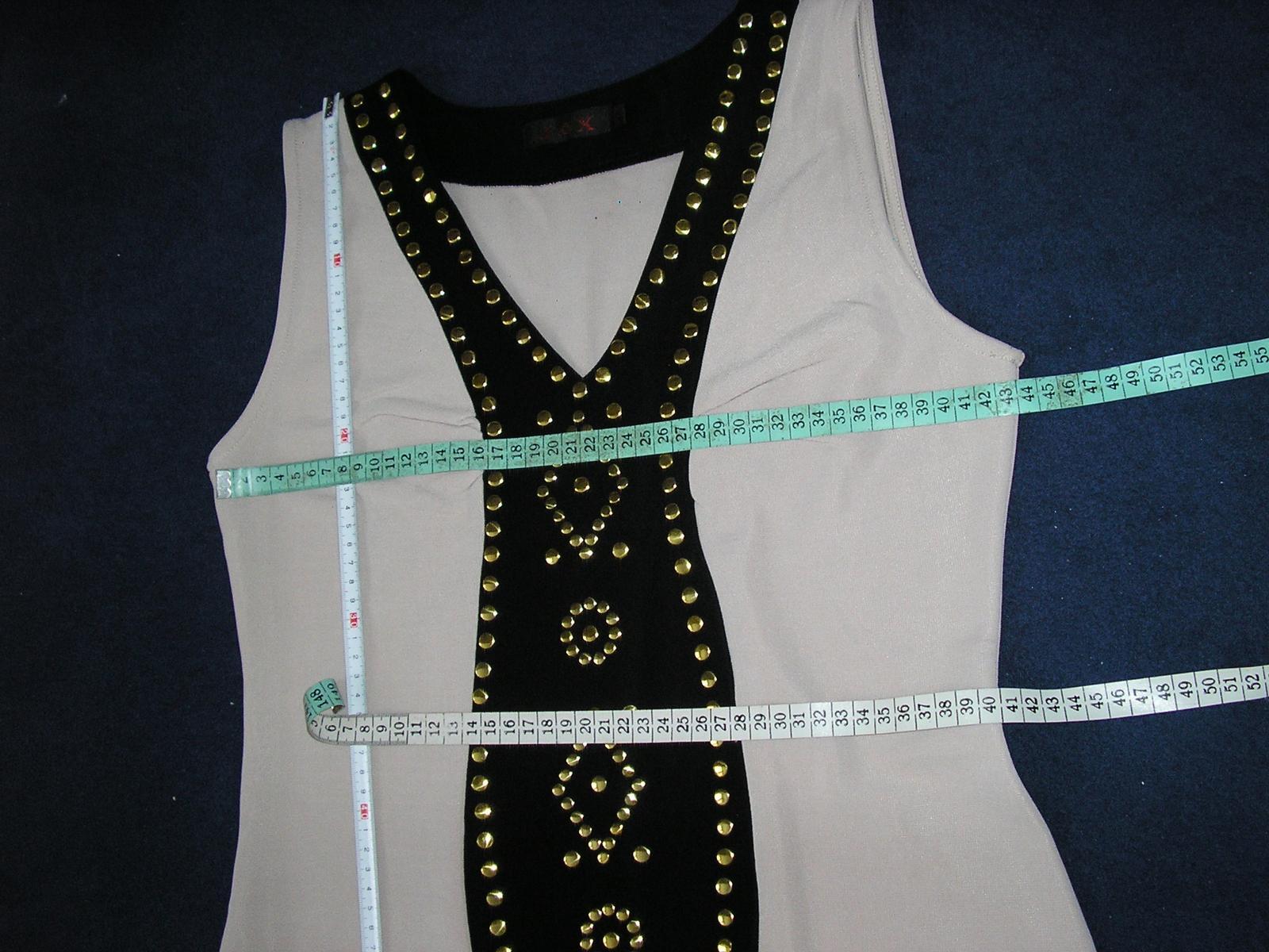 1338. J&X šaty  - Obrázok č. 2