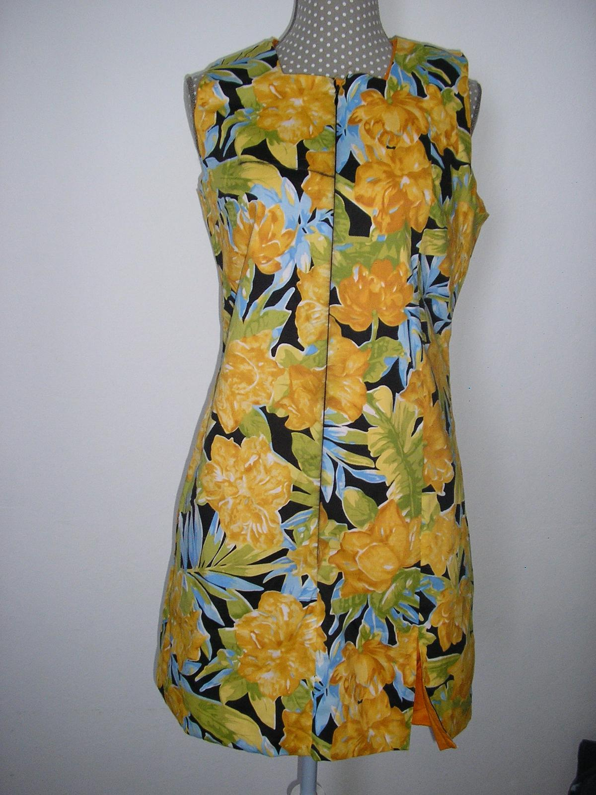 1346. Šaty  - Obrázok č. 1