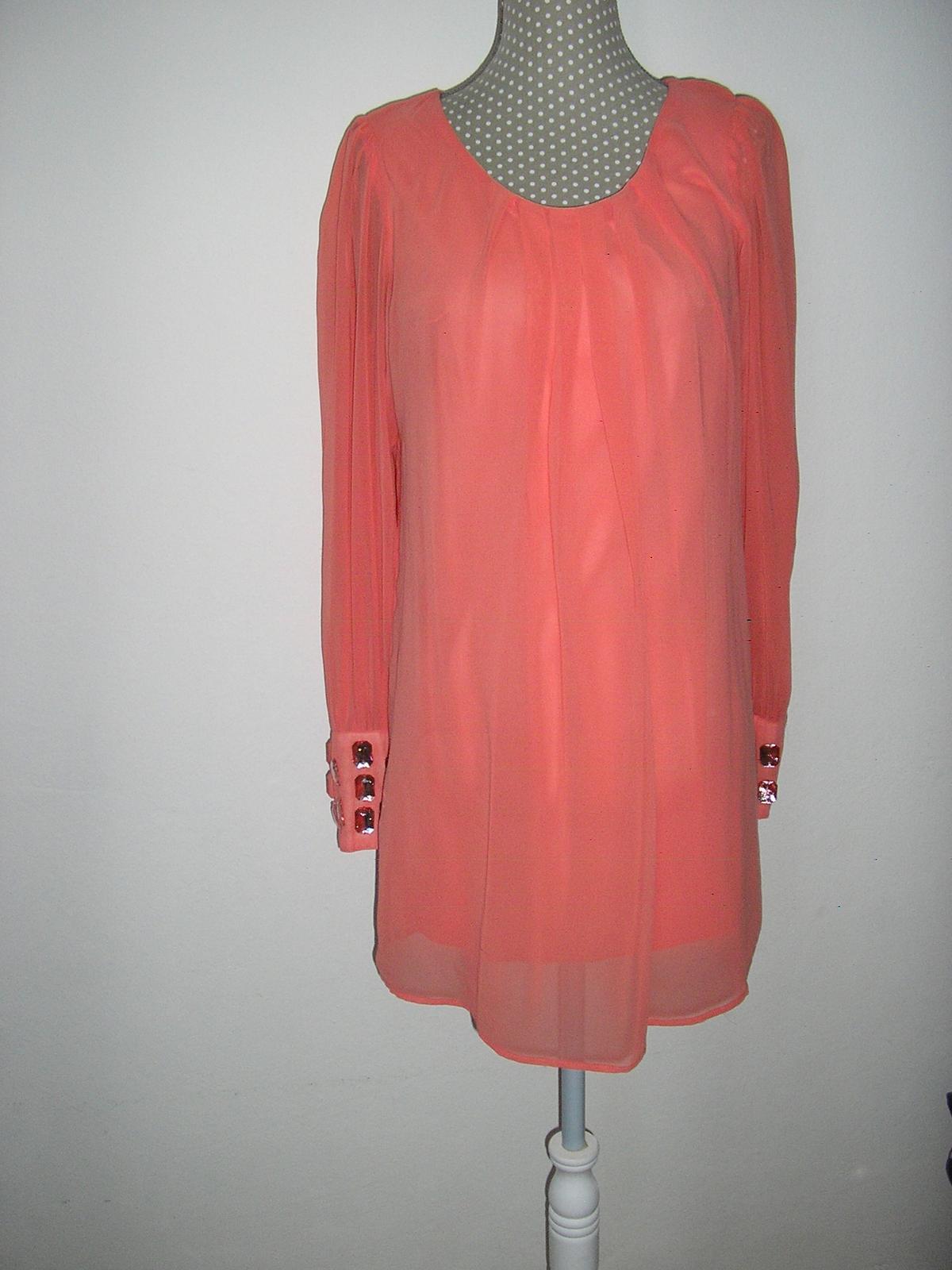 758. Šaty, tunika - Obrázok č. 1