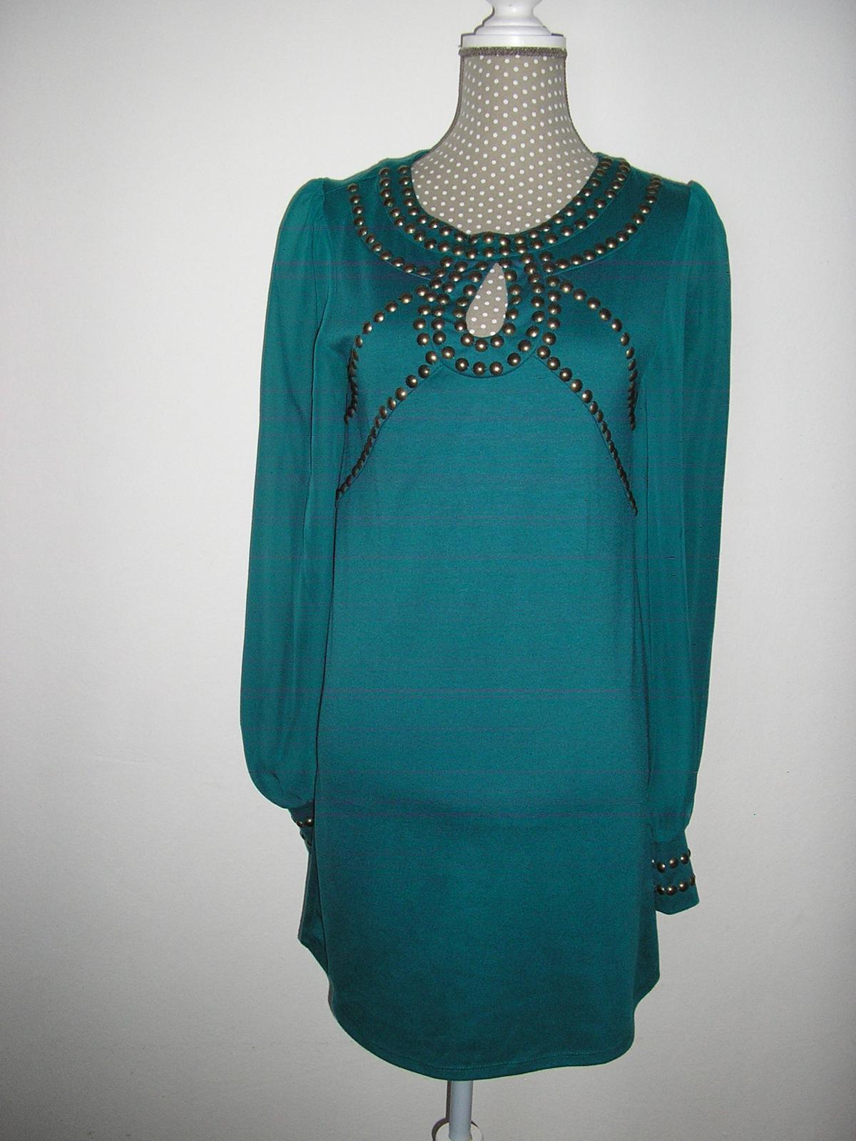 370. šaty alebo tunika - Obrázok č. 1